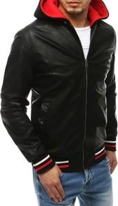 Czarna kurtka Dstreet z bawełny
