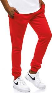 Spodnie producent niezdefiniowany z dresówki