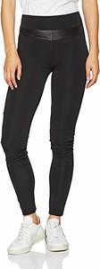 Czarne legginsy Inside