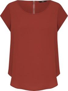 Czerwona bluzka Only