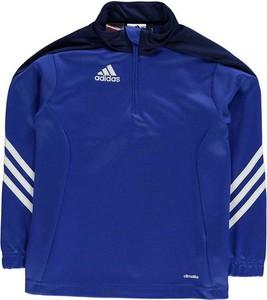 Bluza dziecięca Adidas w paseczki