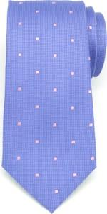Niebieski krawat Willsoor