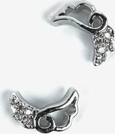 791 Ozdoba do manicure Semilac srebrne skrzydła, 2 sztuki