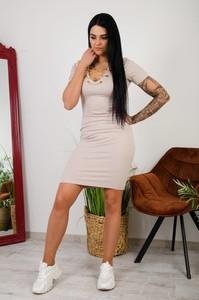 Sukienka Olika w stylu casual mini