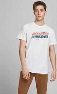 T-shirt WARESHOP z krótkim rękawem w młodzieżowym stylu