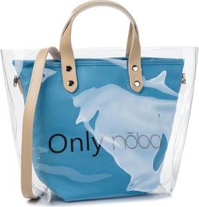Niebieska torebka NOBO na ramię w młodzieżowym stylu