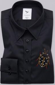 Czarna koszula Willsoor