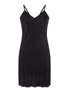 Sukienka NA-KD mini na ramiączkach z dekoltem w kształcie litery v