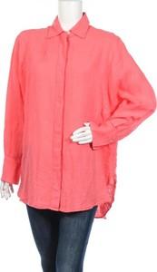 Różowa koszula Massimo Dutti