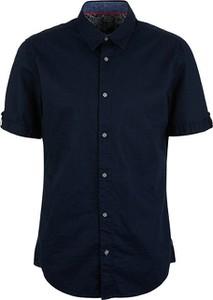 Koszula S.Oliver z krótkim rękawem w stylu casual