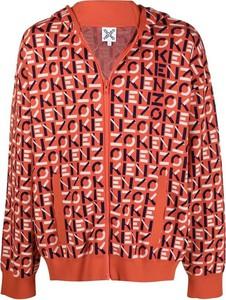 Pomarańczowa bluza Kenzo