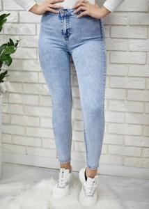 Jeansy Fason z jeansu w street stylu
