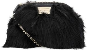 25f9d93604d16 torebka czarna lakierowana armani - stylowo i modnie z Allani
