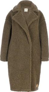 Zielony płaszcz Alwero