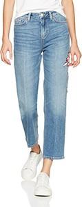 Niebieskie jeansy amazon.de w street stylu