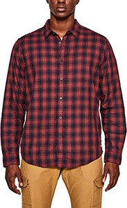 Bordowa koszula edc by Esprit