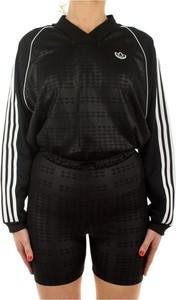 Czarny kombinezon Adidas