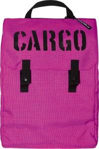Różowy plecak cargo by owee