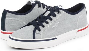 Pepe Jeans Męskie Kenton Smart Chambray