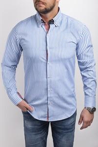 Niebieska koszula Risardi