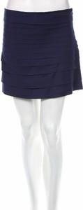 Niebieska spódnica Miss Miss