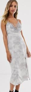Sukienka Free People na ramiączkach z dekoltem w kształcie litery v