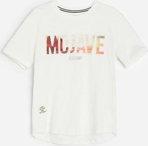 Koszulka dziecięca Reserved z krótkim rękawem dla chłopców