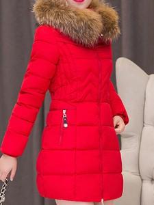 Czerwona kurtka Elegrina