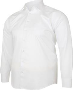 Koszula Bigsize z klasycznym kołnierzykiem z bawełny