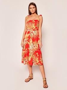 Sukienka Banana Moon bez rękawów midi