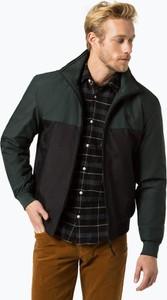 Zielona kurtka Fred Perry w stylu casual