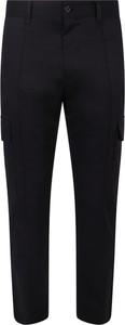 Czarne spodnie Dolce & Gabbana