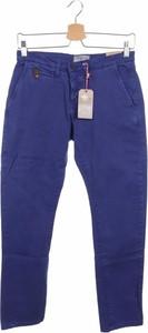 Granatowe spodnie dziecięce Lee Cooper dla chłopców