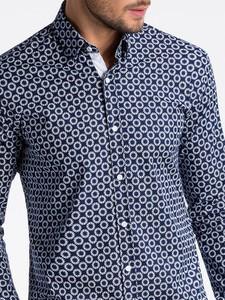 Koszula Ombre_Premium z długim rękawem w młodzieżowym stylu