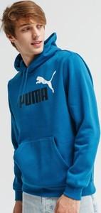 Niebieska bluza Puma w młodzieżowym stylu