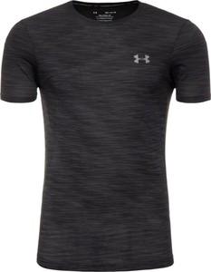 Czarny t-shirt Under Armour