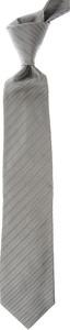 Krawat Giorgio Armani z jedwabiu