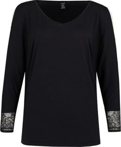 Bluzka Calvin Klein Underwear w stylu casual z długim rękawem