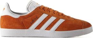 Buty Gazelle Adidas Originals (pomarańczowe)