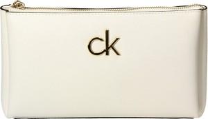 Torebka Calvin Klein ze skóry ekologicznej