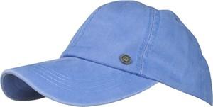 Granatowa czapka Pako Jeans z bawełny