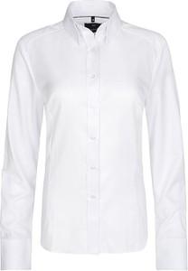 Koszula Di Selentino z długim rękawem z tkaniny