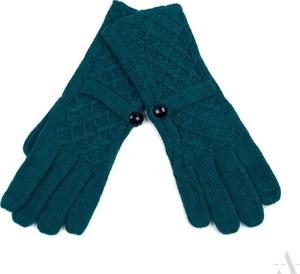 Turkusowe rękawiczki EVANGARDA