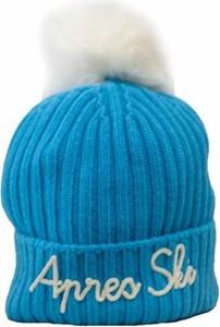 Niebieska czapka Mc2 Saint Barth