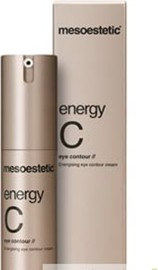 Mesoestetic Energy C Eye Contur Intensywnie roświetlający krem pod oczy, 15 ml