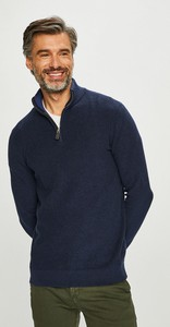 Niebieski sweter Medicine