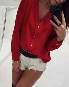 Bluzka Kendallme z długim rękawem