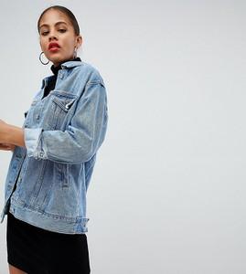 Kurtka Missguided Tall z jeansu