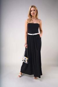 Sukienka Nommo maxi bez rękawów