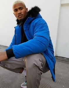 Niebieska kurtka Asos